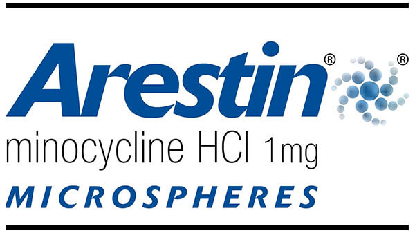 Arestin® minocycline HCl 1mg microspheres